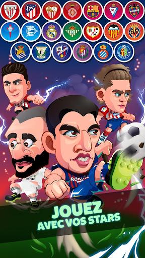 Head Soccer LaLiga Football 2019 Jeux de Football  screenshots 4