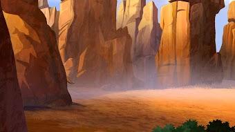 Die Felsen des Kondors
