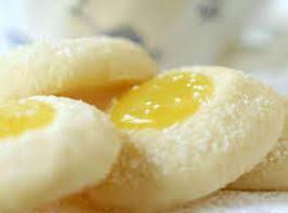 Buttery Lemon Pie Cookies
