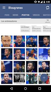 Blaugranas FC Barcelona Fans- screenshot thumbnail