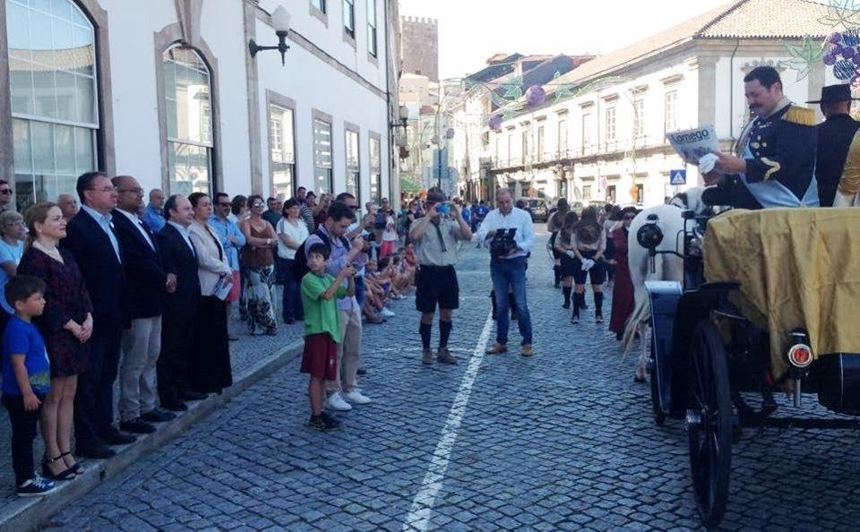 """""""A Romaria de Portugal"""" começa esta sexta-feira em Lamego"""
