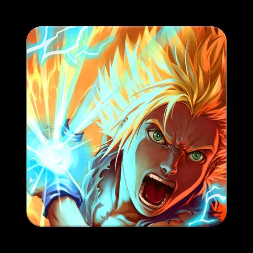 Battle Of Super Saiyan Blue