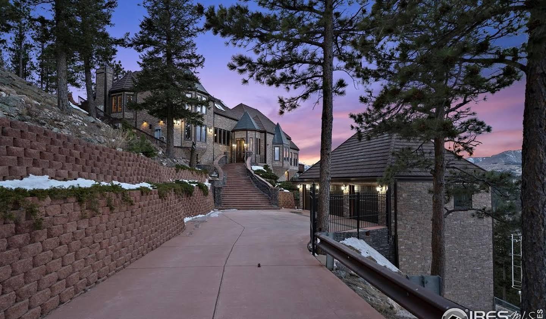 Maison Boulder