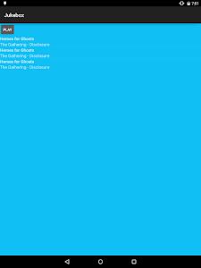 Jukebox screenshot 1