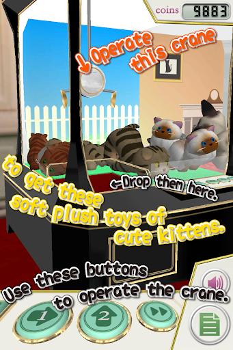 Claw Crane Cats apktreat screenshots 2