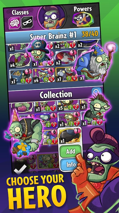 Plants Vs Zombies Heroes Android Apps On Google Play