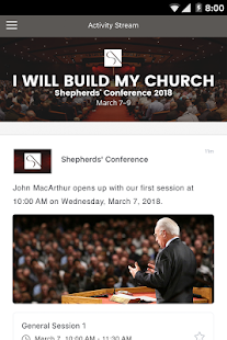 Shepherds Conference 2018 - náhled