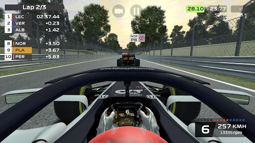 F1 Mobile Racing screenshots 7
