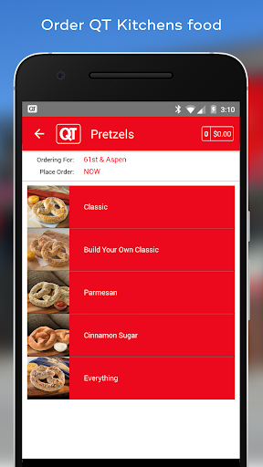 QuikTrip Food, Coupons, & Fuel Screenshot