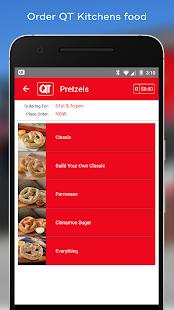 QuikTrip Food, Coupons, & Fuel apk screenshot 1
