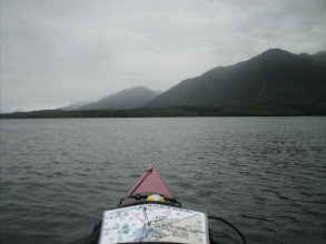 Photo: June 27 - Heading across Boca De Quadra