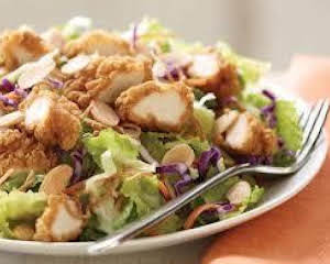 Incredible Asian Salad With Chicken