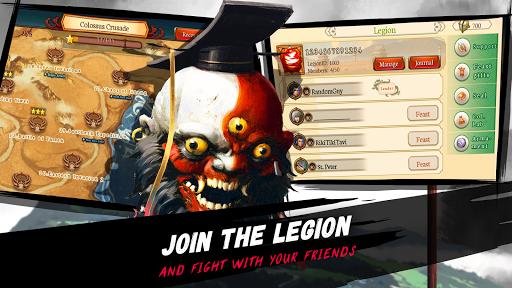 Legends of 100 Heroes screenshot 8
