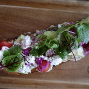 The Middle Eastern Tartine