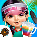 Sweet Baby Girl Summer Fun 2 - Sunny Makeover Game icon