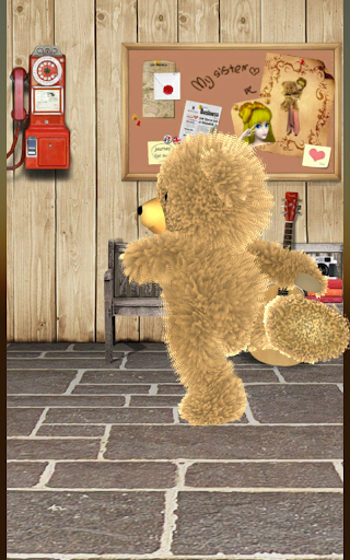 Talking Teddy Bear screenshots 5