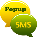 Popup SMS icon