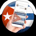 Cuba Flag Keyboard - Elegant Themes APK