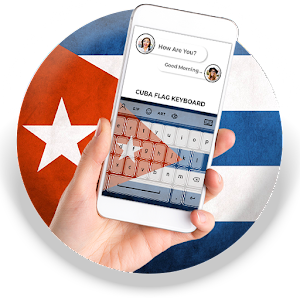 Cuba Flag Keyboard - Elegant Themes APK Download for Android
