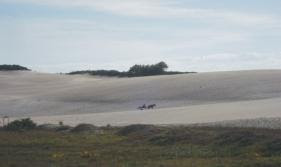 Photo: olhando as dunas de longe....