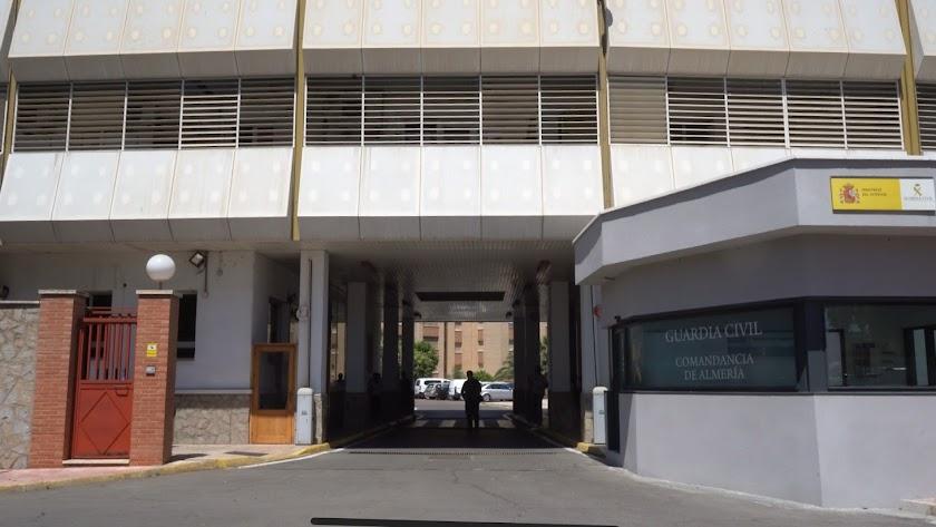 La Guardia Civil en Almería realizó la investigación interna.
