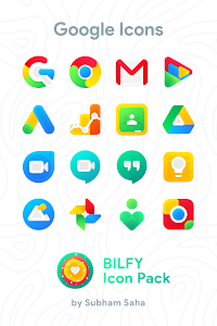 Bilfy Icon Pack 1.5 (Patched)