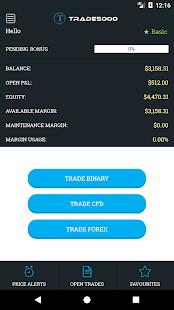 Trade5000 - náhled