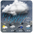 Real-time weather forecasts apk