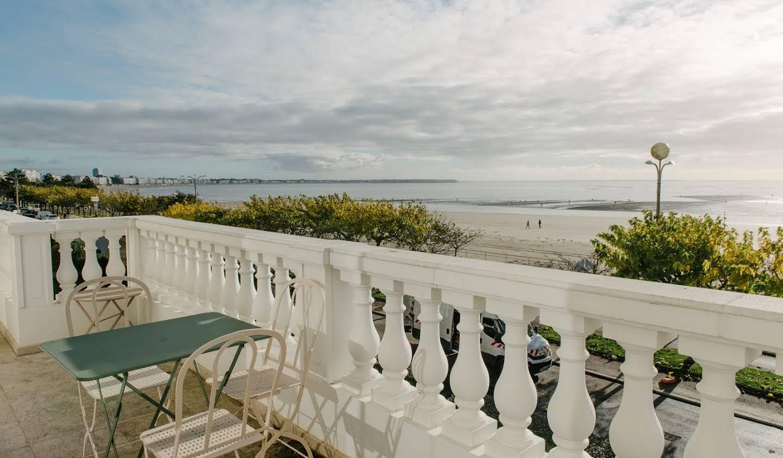 Villa en bord de mer avec jardin La baule