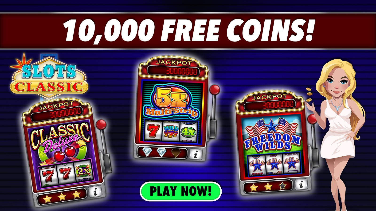 classic slots free games