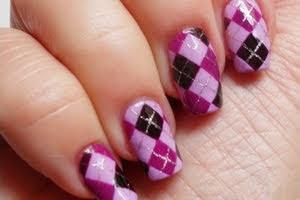 nail-art-rombi-soffiodidea