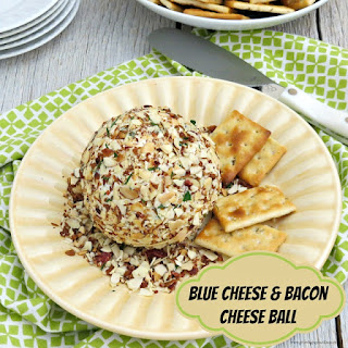 Blue Cheese Bacon Cheese Ball Recipes