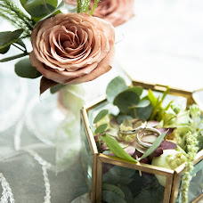 Wedding photographer Oksana Borovko (Sana). Photo of 12.06.2017