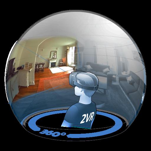 Viewer 360 程式庫與試用程式 App LOGO-硬是要APP