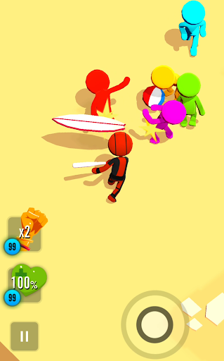Stickman 3D - Street Gangster 0.2.0 screenshots 20