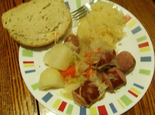 Irish Boiled Dinner Recipe