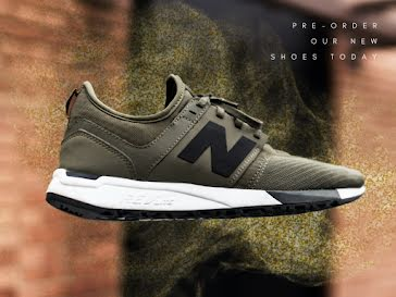 Pre-Order New Shoes - Facebook Shop template