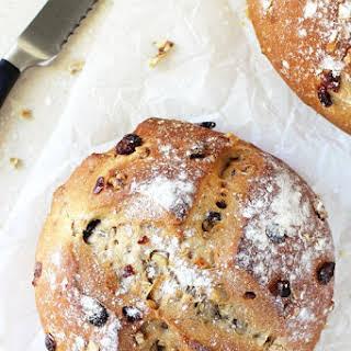 Cranberry Walnut Bread.
