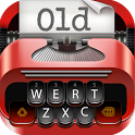 Old Typewriter Keyboard icon