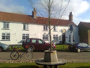 Photo: A favorite country pub amongst the wolds, 5 miles north of Horncastle, the Bluebell Inn. Not the easiest of places to drive to on icy dark evenings, but well worth it if you make it.