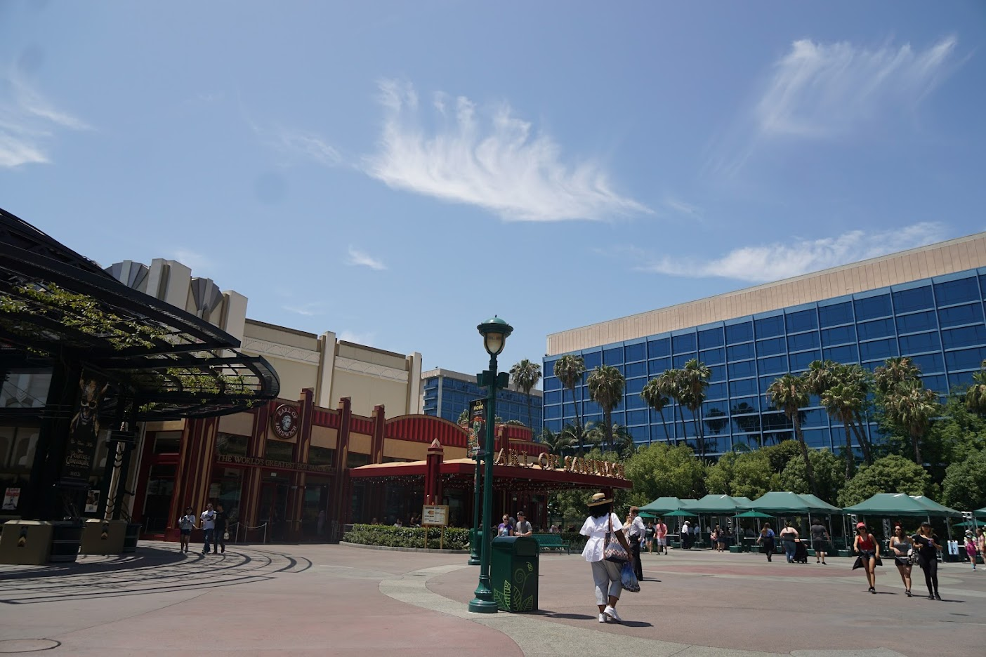 Disneyland Downtown Anaheim