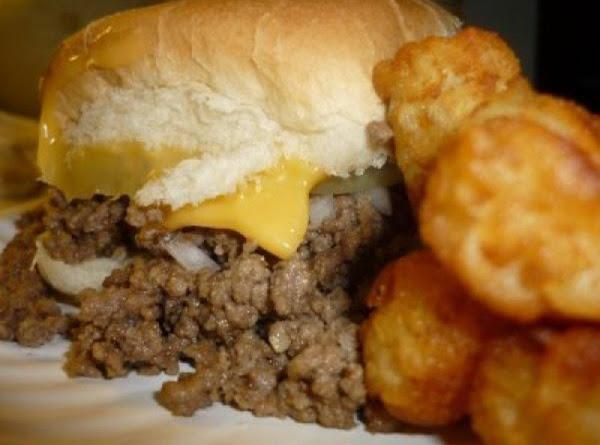 Loose Meat Sandwich (yep, Like On Roseanne) Recipe