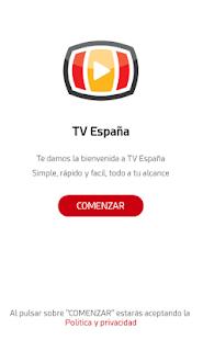 TV España - náhled