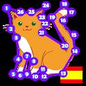 Unir Puntos - Animales icon