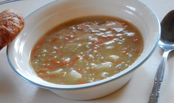 German Lentil Soup Recipe