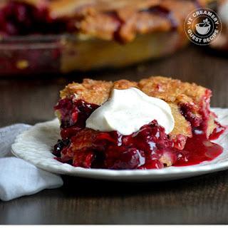 Summer Sangria Pie