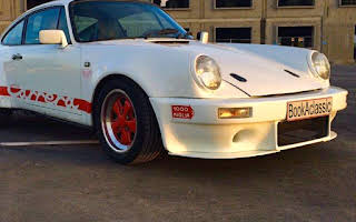 Porsche 911 3,0 RS Rent Fyn