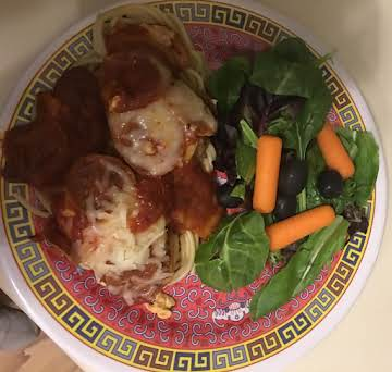 Pepperoni Chicken