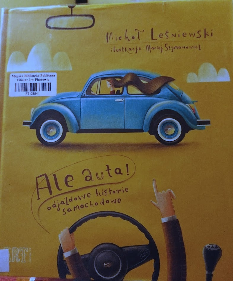 Michał Leśniewski, Ale auta