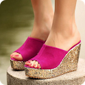 New Wedges Shoes icon